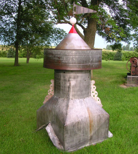 Riches For Less: Antique Barn Cupola